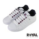 K-swiss Court Casper II S 白色 桃紅 皮質 休閒運動鞋 女款 NO.J0865【新竹皇家 96975-132】