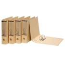 同春 環保合成紙二孔拱型夾 12個/箱 PGF85L
