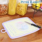 【クロワッサン科羅沙】Peter Rabbit~ 經典比得兔輕薄抗菌砧板(L)紫NF-212086