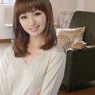 【碧多妮】純蠶絲V領氣質蕾絲衛生衣-[D6002]