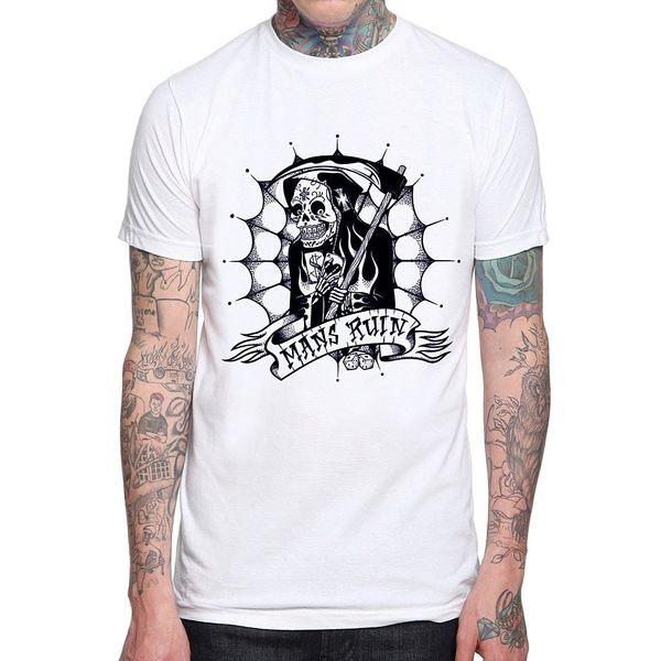 【Dirty Sweet】Mans Ruin短袖T恤-3色 hot rod tattoo刺青硬派搖滾西岸滑板街頭390