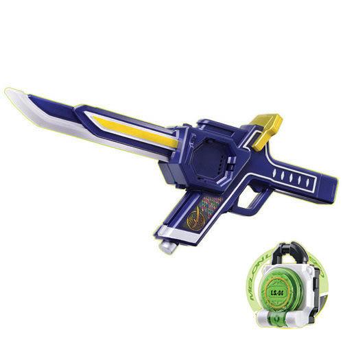 假面騎士鎧武 無雙槍劍_ BD07187 原廠公司貨 BANDAI