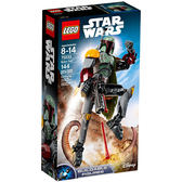 LEGO 樂高 Star Wars Boba Fett 75533 (144 Piece)