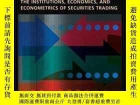 二手書博民逛書店Empirical罕見Market Microstructure: The Institutions Econom
