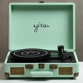留聲機 黑膠機Syitren黑膠唱片機留聲機LP復古電唱機支持充電寶供電【618樂購節】