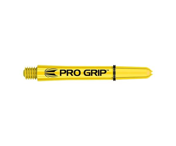 【TARGET】PRO GRIP SHAFT Intermidiate Yellow 110853 鏢桿 DARTS