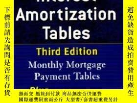 二手書博民逛書店Mcgraw-hill s罕見Interest Amortiza