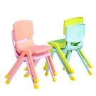 加厚兒童椅子幼兒園椅子塑料