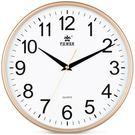 掛鐘 霸王鐘錶掛鐘客廳家用現代簡約大氣創...