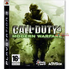 PS3 COD 決勝時刻 現代戰爭 -英文版- COD4 Call of Duty Modern Warfare