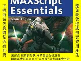 二手書博民逛書店3ds罕見Max Maxscript Essentials, Second Edition (autodesk 3