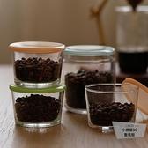 玻璃罐透明密封罐儲物分裝瓶酸奶燕窩茶葉甜品罐【小檸檬3C】