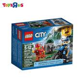 玩具反斗城 樂高 LEGO 60170 CITY OFF-ROAD CHASE