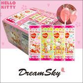 日本 Pine 派恩 kitty 水蜜桃棒棒糖 30入(盒裝) 凱蒂貓 棒棒糖  DreamSky