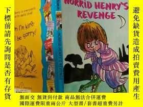 二手書博民逛書店HORRID罕見HENRYS REVENGE:可怕的亨利復仇--Y200392