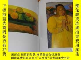 二手書博民逛書店Gauguin:罕見The Breakthrough into