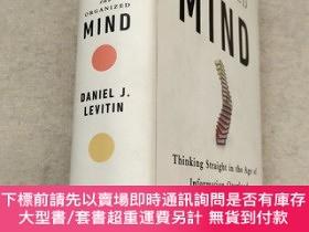 二手書博民逛書店The罕見Organized Mind:Thinking Straight in the Age of Infor