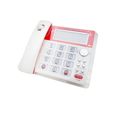 Hello kitty經典來電顯示有線電話KT-219T(紅)