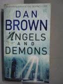 【書寶二手書T7/原文小說_OPK】Angels and Demons_Dan Brown