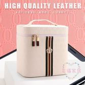 (聖誕交換禮物)化妝包女大容量便攜多功能層小號簡約正韓手提品收納箱新品盒化妝箱