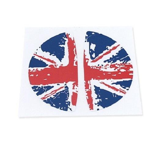 MINI 車門把手 裝飾貼 復古英國 復古灰英國 MINI COOPER S 沂軒精品 A0274