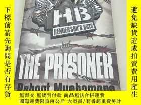 二手書博民逛書店the罕見prisoner 囚犯Y194098 robert m