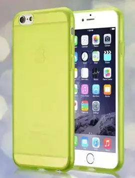 最終出清【marsfun火星樂】G-CASE iPhone6/6S Plus 冰涼系列 TPU 透明 保護套 Apple 5.5吋
