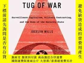 二手書博民逛書店Tug罕見Of War-拔河比賽Y436638 Jocelyn Wills Mcgill-queen s Un