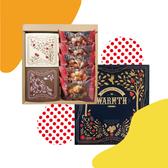 康鼎-2020年節-鼠來迎春禮盒(新款限量)(夏威夷豆塔+牛軋糖)