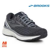 【BROOKS】男款避震型慢跑鞋 Ghost 11 -灰黑色(882E003)【全方位運動戶外館】