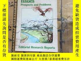 二手書博民逛書店Environmental罕見Issues: Prospects