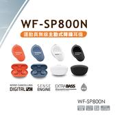 【結帳再折扣+分期0利率】SONY WF-SP800N 真無線 藍芽 降噪 耳機 (多色) 公司貨