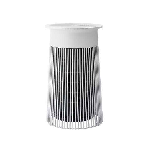 【正負零±0】空氣清淨機 XQH-C030 白色 螺旋狀出風口