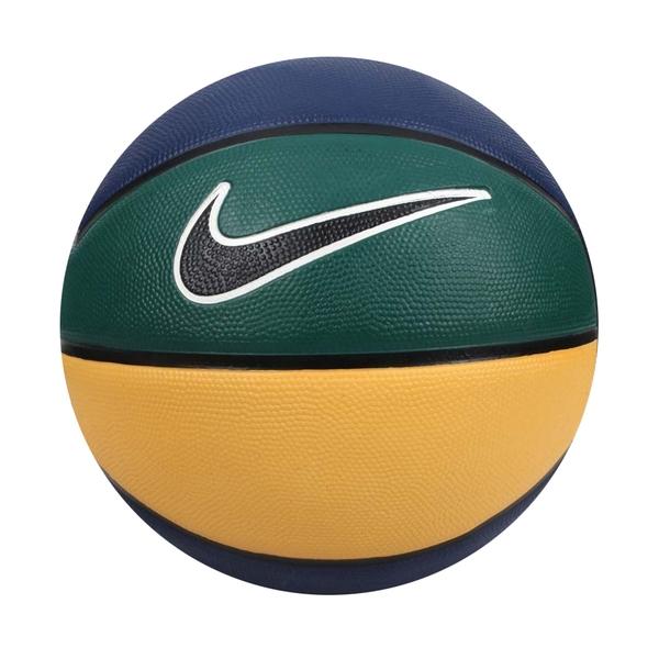 Nike Lebron Playground 4P [N000278449007] 籃球 7號 耐磨 訓練 戶外 綠黃