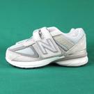 New Balance 魔鬼氈 復古運動鞋 公司貨 PV990GL5 中童鞋 灰 寬楦【iSport愛運動】