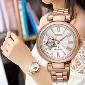 【人文行旅】SEIKO | 精工錶 SSA816J1 LUKIA 華麗氣質 藍寶石水晶鏡面 機械錶
