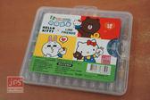Hello Kitty × Line 12色盒裝 旋轉蠟筆組