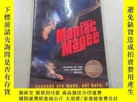 二手書博民逛書店英文書罕見Spinelli Maniac Magee 32開Y15969