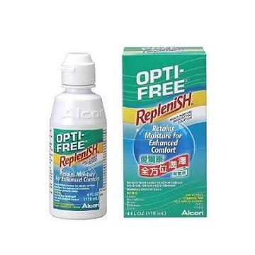 [魔法宅急便]愛爾康隱形眼鏡藥水 全方位潤澤保養液 60ML