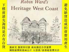 二手書博民逛書店Robin罕見Ward s Heritage West Coas