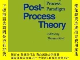 二手書博民逛書店Post-process罕見Theory: Beyond The