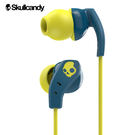 《Skullcandy》Method美色 運動系列 耳塞式耳機-藍黃