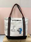 【震撼精品百貨】Doraemon_哆啦A夢~小叮噹肩背包/手提包-放大燈#97223