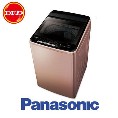 Panasonic 國際牌 NA-V160GB-PN 16公斤 玫瑰金 雙科技變頻洗衣機 公司貨