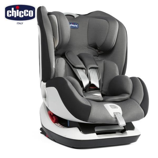 【愛吾兒】Chicco Seat up 012 Isofix 安全汽座-煙燻灰