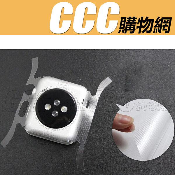 Apple Watch 42mm 手表 後膜 軟性保護貼 watch 38mm 智能 手錶 防爆膜 保護貼 手錶貼膜