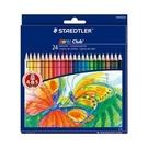 《享亮商城》MS144NC24 24色快樂學園油性色鉛筆 施德樓