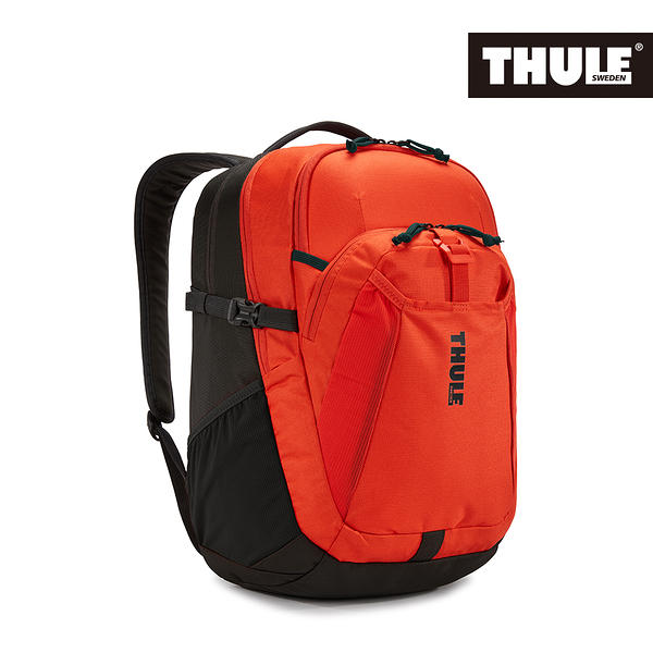 THULE-Narrator Backpack 28L筆電後背包TCAM-5216-亮橘