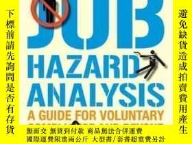 二手書博民逛書店Job罕見Hazard Analysis: A Guide For Voluntary Compliance An