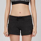 Adidas 女款 深灰色 休閒 運動 短褲 FI4099
